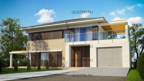 проект дома м469