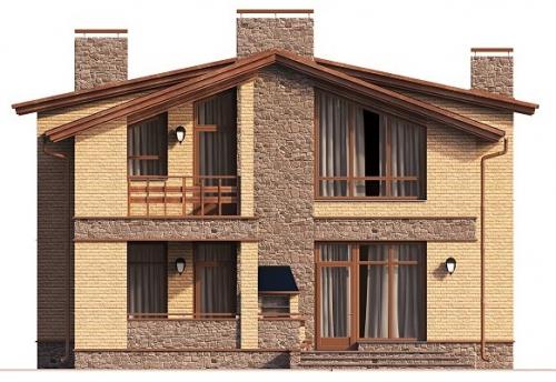проект дома м497