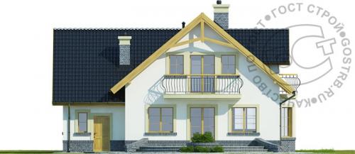 проект дома м601
