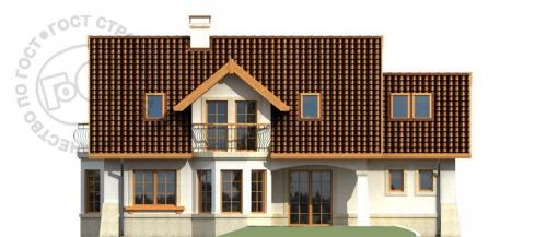Проект дома м269