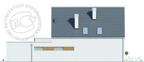 Проект дома м271