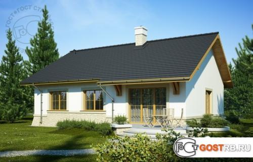 Проект дома м274
