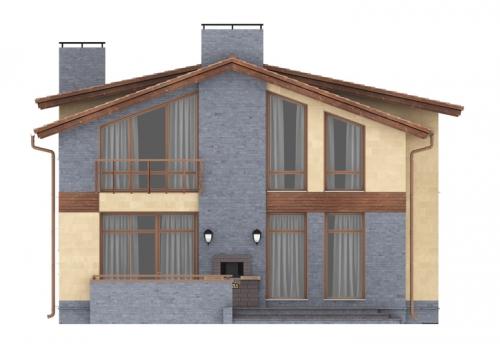 проект дома м498