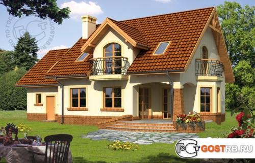 Проект дома м279