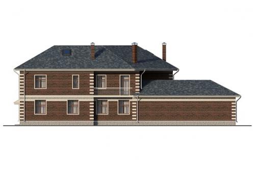 проект дома м488