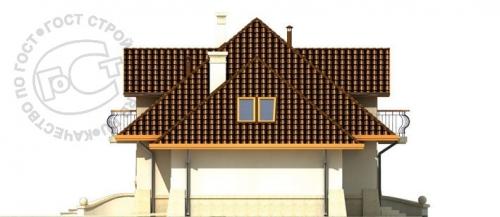 Проект дома м288