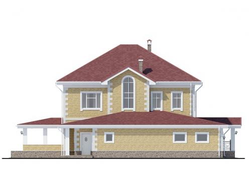 проект дома м487