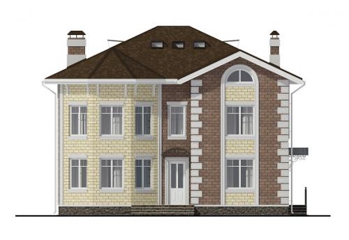 проект дома д501