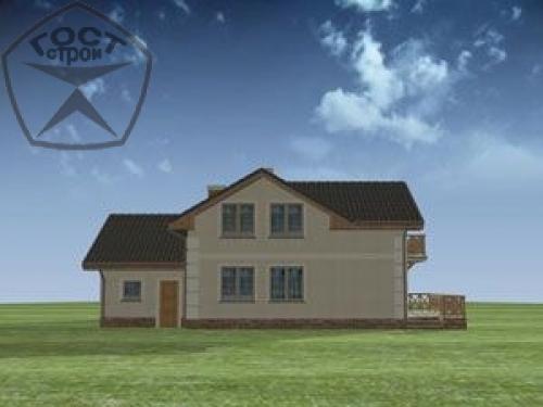 Проект дома м101