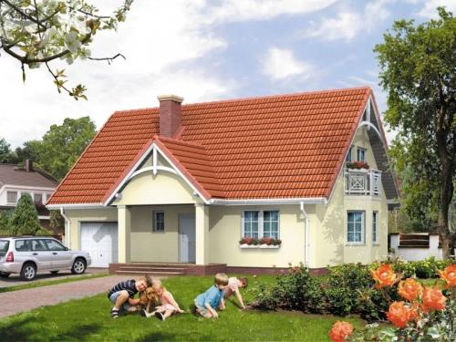 Проект дома м103