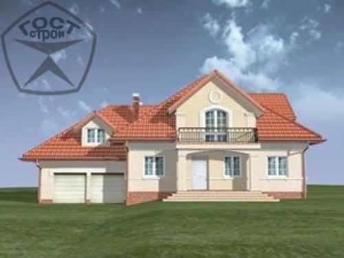 Проект дома м109
