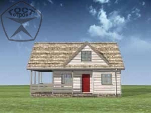 Проект дома м110