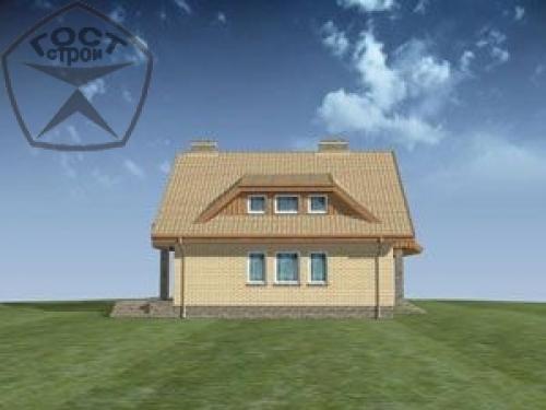 Проект дома м112