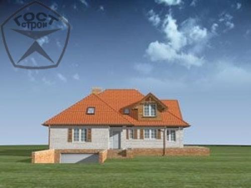 Проект дома м116