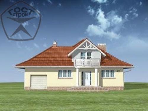 Проект дома м11