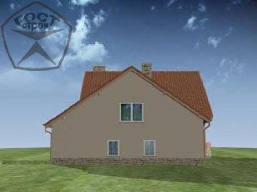 Проект дома м127