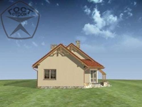 Проект дома м138