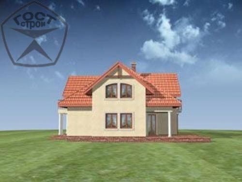 Проект дома м139