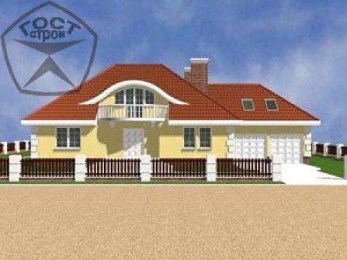 Проект дома м144