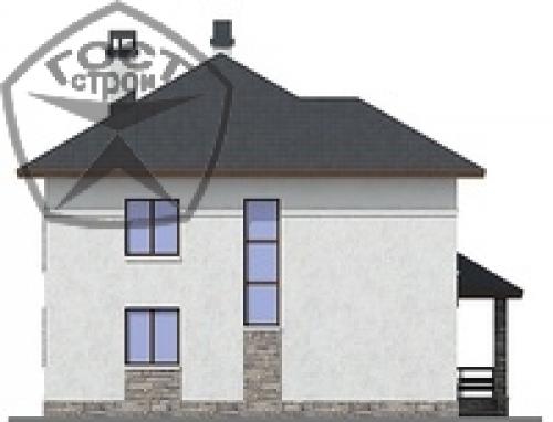 Проект дома м152