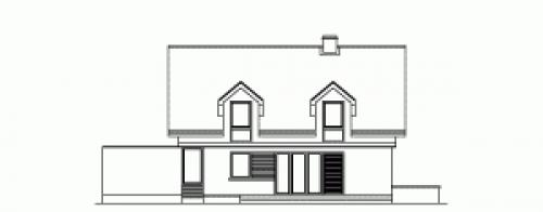 Проект дома м164