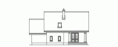 Проект дома м165