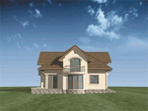 Проект дома м169