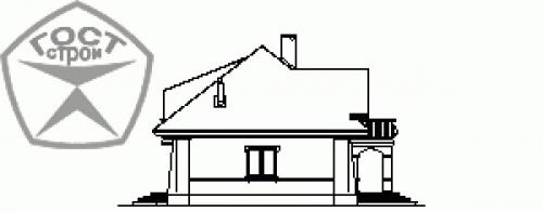 проект дома м24