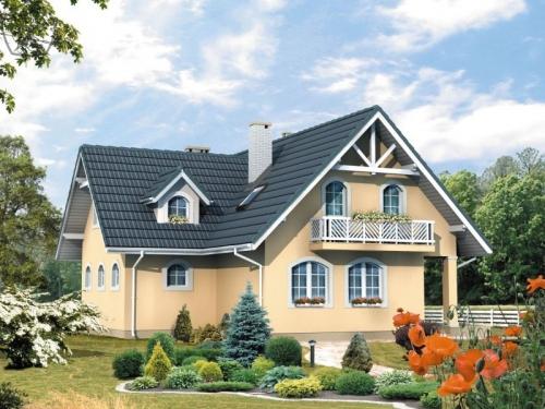 Проект дома м28