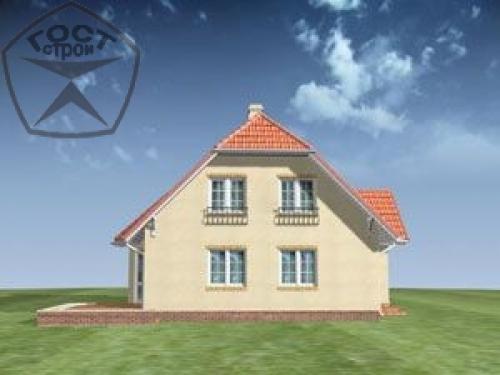 Проект дома м33