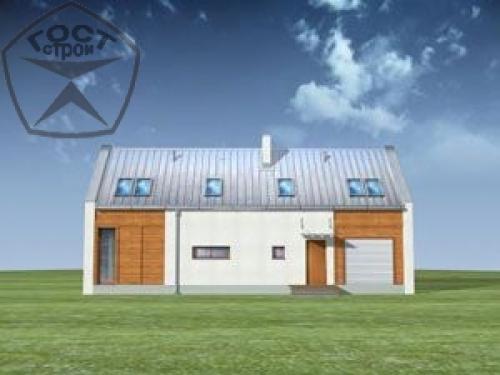Проект дома м36