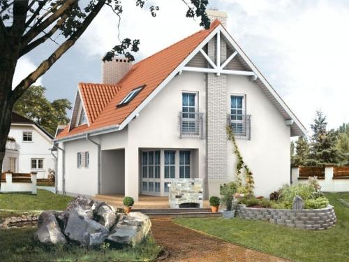 Проект дома м38
