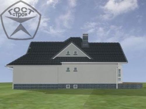 Проект дома м42