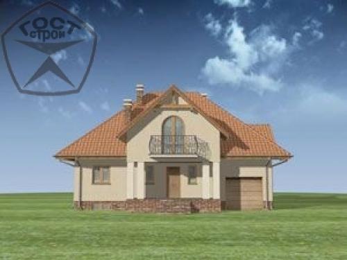 Проект дома м45