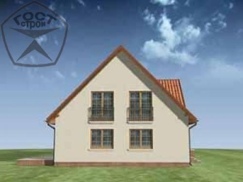 Проект дома м53