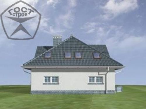 Проект дома м5