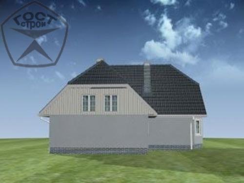 Проект дома м65
