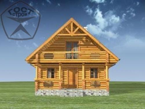 Проект дома м66