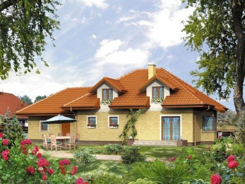 Проект дома м68