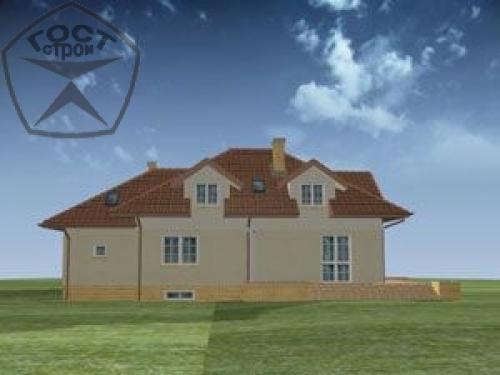 Проект дома м69