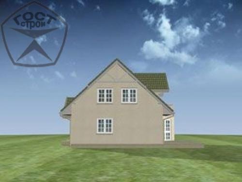 Проект дома м72