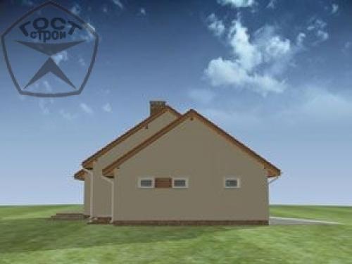 Проект дома м73