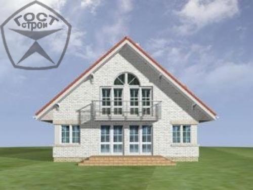 Проект дома м78
