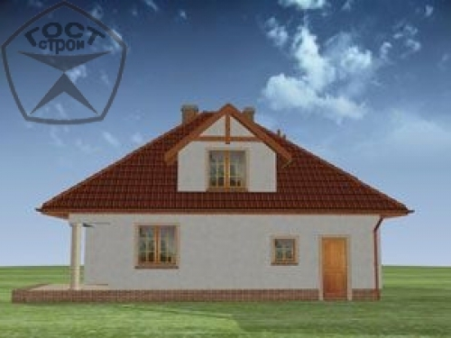 Проект дома м7