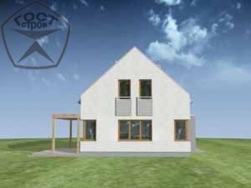 Проект дома м82