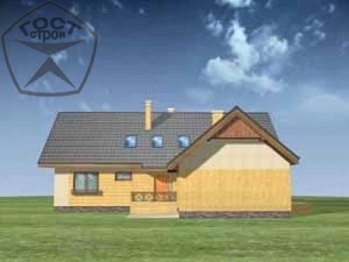 Проект дома м89