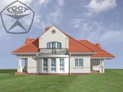 Проект дома м92
