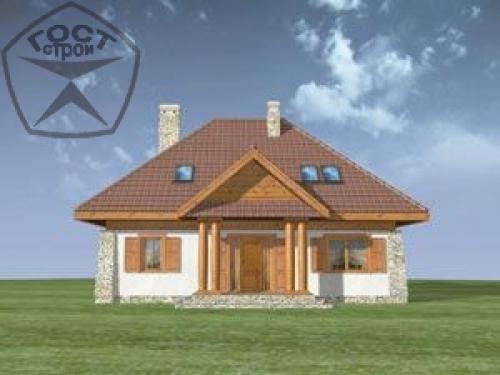 Проект дома м97