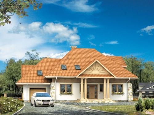 Проект дома м98