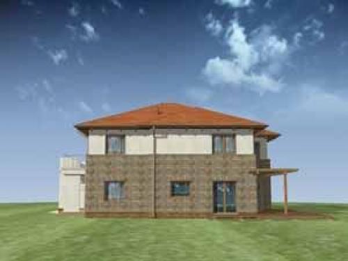 Проект дома д14